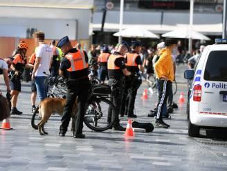56 personen betrapt met drugs in station