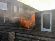 Bewoner aangehouden na hinderen brandweer bij schuurbrandje in 't Harde