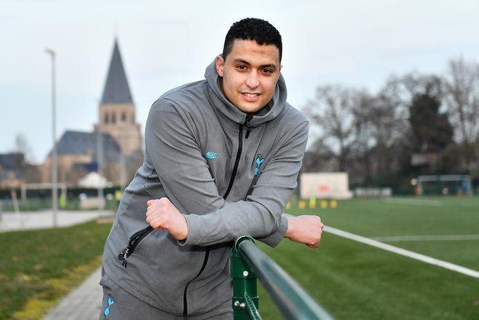 Abderrahman El Gdali speelt al bijna tien jaar bij SC Mechelen.