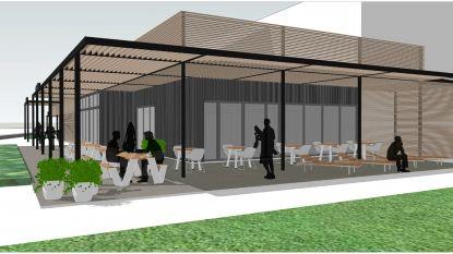 Nieuwe cafetaria slaat brug tussen sporthal en speelplein