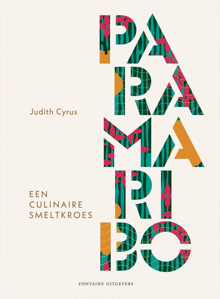 Paramaribo, Judith Cyrus, Fontaine Uitgevers, €34,99. Beeld