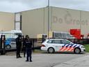 Drugs gevonden in container bij De Groot in Hedel.