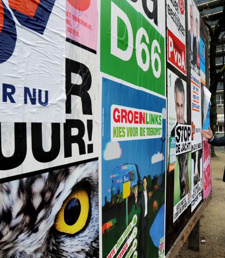 Verkiezingen Brabant: deze partijen doen mee