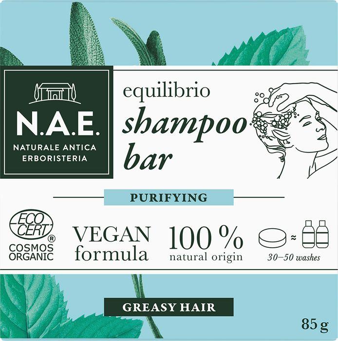 Le shampooing solide N.A.E.