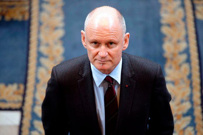 L'ancien maire-adjoint à la mairie de Paris Christophe Girard.