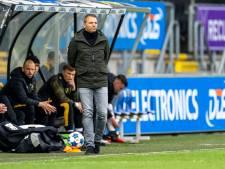 NAC-trainer Steijn: 'Blij dat we ons gerevancheerd hebben na slecht paasweekend'