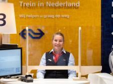 Even geen hulp op het station: servicemedewerkers NS leggen werk neer vanwege voorgenomen inkrimping