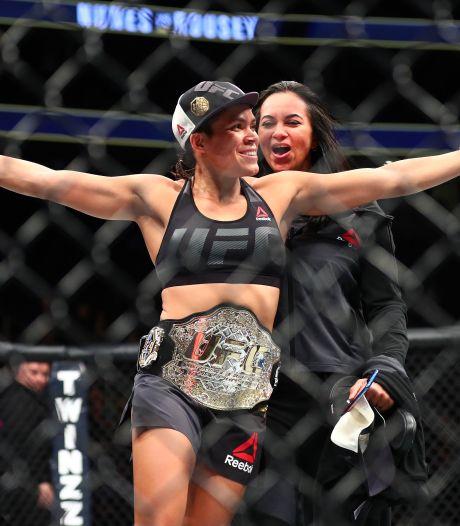 UFC-superkampioen Amanda Nunes staat voor negende titelverdediging