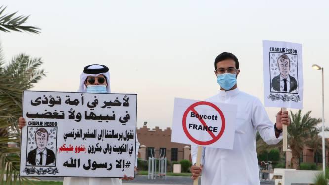 Oproepen tot boycot Franse producten in moslimlanden na toespraak Macron