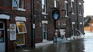 Nog meer stormweer op komst voor getroffen Britse regio's