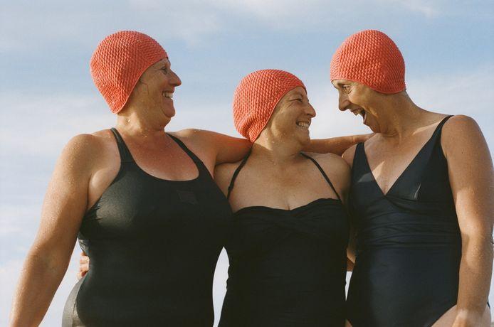 Screenshot uit de eerste korte film 'Soul swimmers'.