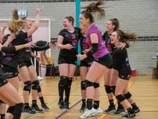 Daverende verrassing: volleybalsters FAST naar halve finale beker