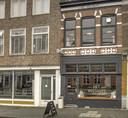 Eetcafé Het Weeshuys aan de Assendorperstraat in Zwolle staat te koop.