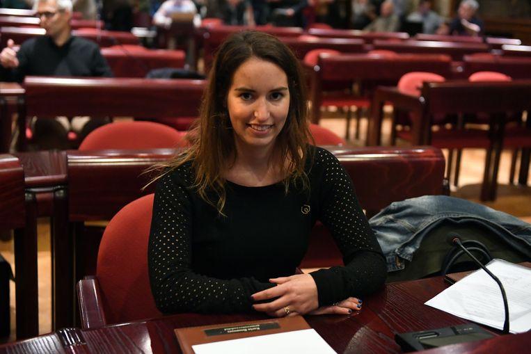 Liesbeth Vandermeeren is de nieuwe fractieleidster voor CD&V Leuven sinds Johan Geleyns schepen is geworden als opvolger van Els Van Hoof. Vandermeeren wordt al eens omschreven als 'coming lady' van CD&V Leuven.