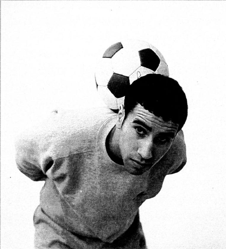 Dries Boussatta in 1995 Beeld Marcel Molle
