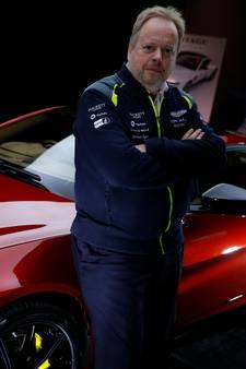 Aston Martin wil in 2021 in Formule 1 stappen