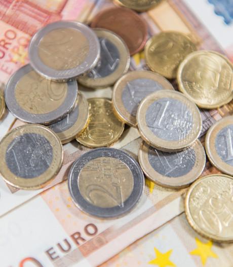 Bank is gul voor verenigingsleven in regio Zwolle