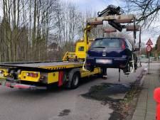 Belgisch plaatsje na zes jaar verlost van wortelschietende auto