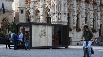 Leuven verwelkomt 'Meer vrouw op straat'. Canvas-programma strijkt neer op Grote Markt