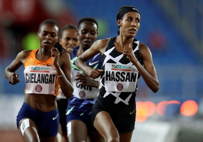 Sifan Hassan is een van de wereldsterren tijdens de komende FBK Games in Hengelo, waar ze een snelle 10.000 meter wil lopen ter voorbereiding op de Olympische Spelen in Tokio.