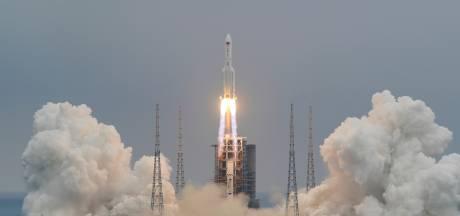 Les débris d'une fusée chinoise pourraient s'écraser dans une zone habitée sur Terre
