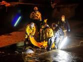 Walvis die vastzat in Londense sluis na urenlange reddingsoperatie bevrijd