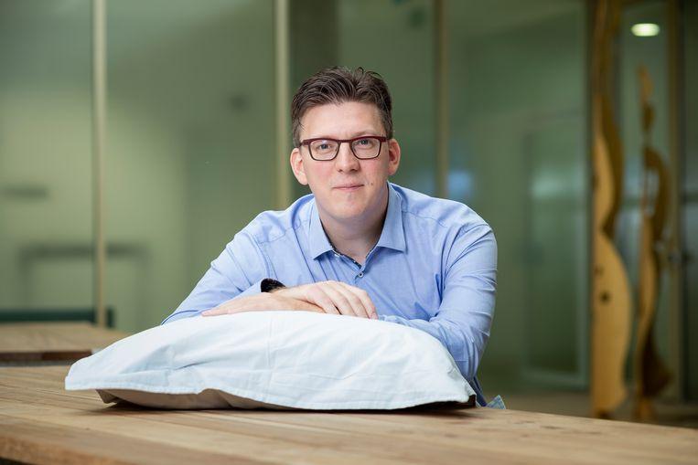 Professor slaapstoornissen Maarten Van Den Bossche.