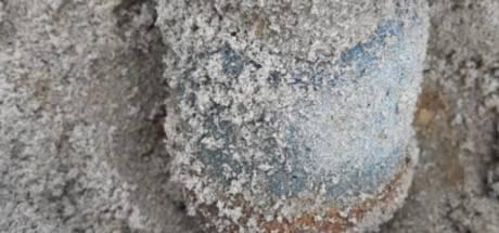 Granaat uit Tweede Wereldoorlog gevonden op Ameland