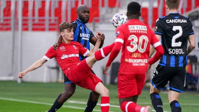 """Pieter Gerkens (Antwerp FC) na 0-0 tegen Club Brugge: """"Geloven nog steeds in tweede plaats"""""""