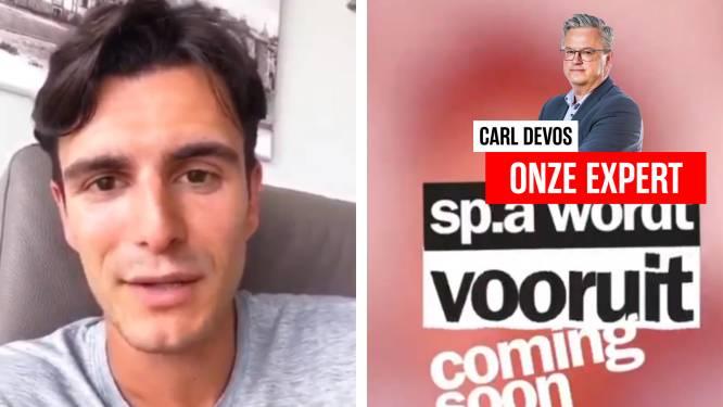 Kan een nieuwe naam de Vlaamse socialisten redden? Politiek analist Carl Devos laat zijn licht schijnen over 'Vooruit'