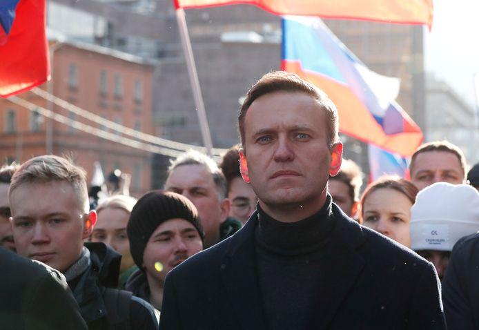 Navalny keert terug naar Rusland.