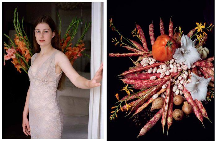 Venusian Kitchen is rijk geïllustreerd met in totaal 150 kunstzinnige foto's.