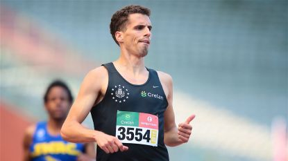 Jonathan Borlée en Louise Carton grijpen strohalm en mogen naar EK atletiek, Zagré kan zich niet kwalificeren