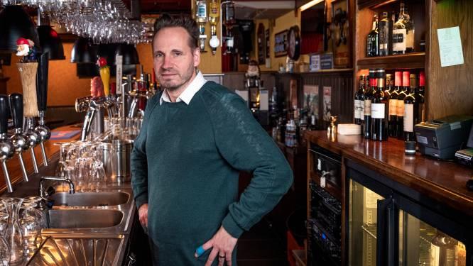 Cafébaas Mike blijft positief: 'Straks komt kerst, dan halen we het weer in'