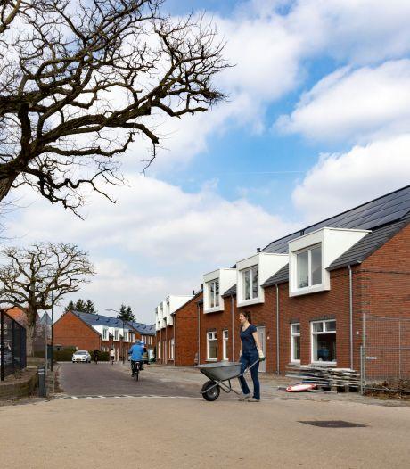 Duurzaam wonen aan Michiel de Ruyterstraat in Aalst  is ook even wennen