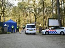 Politie en gemeente houden grootscheepse controle op camping De Scheepsbel in Doornspijk
