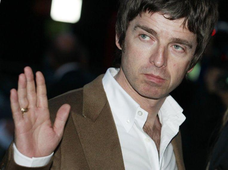 Noel Gallagher. Beeld