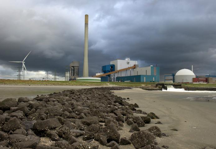De kerncentrale van Borssele.