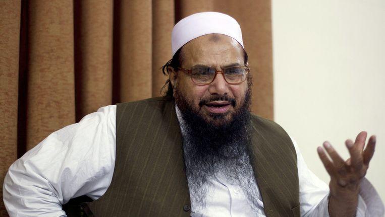 Hafiz Mohammed Saeed in 2012. Beeld ap