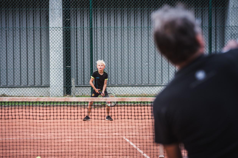 De Vlaamse regering wil iedereen aan het sporten krijgen. Beeld Wannes Nimmegeers