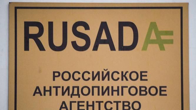 Russisch antidopingagentschap gaat in beroep tegen vierjarige schorsing