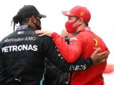 """Vettel: """"Lewis Hamilton est le plus grand pilote de notre époque"""""""