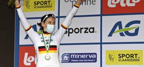 Brennauer neemt leiding in Challenge by La Vuelta, Van Dijk derde
