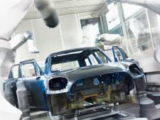 Chinees autoconcern toont interesse in fabriek VDL Nedcar voor productie MG