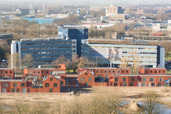 Het hoofdkantoor van Wehkamp in Zwolle.