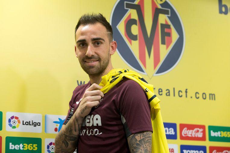 Paco Alcácer verruilde Dortmund voor Villareal, dat 23 miljoen overmaakte aan de Duitsers