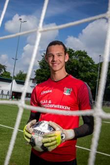 16-jarige Willem: op proef bij Arsenal en Juventus, gespeeld bij Feyenoord, maar op z'n plek bij NEC