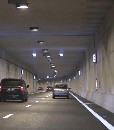 'Rijden auto's zuiniger in een tunnel?'