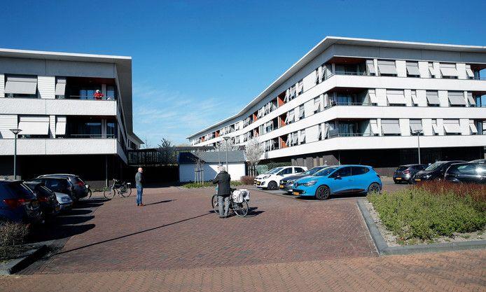 Woonzorgcomplex Nieuw Rijsenburgh in Sommelsdijk.