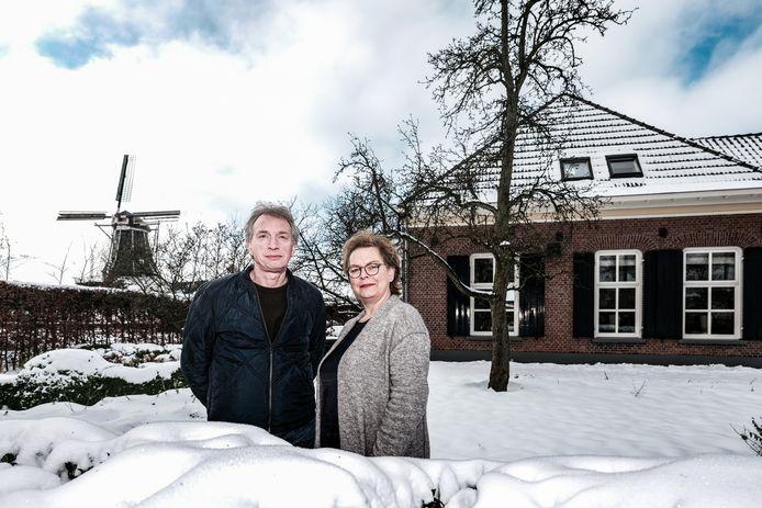 Tonny en Liesbeth Kamperman.